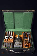 NAREX VHU-56 BORING & FACING HEAD SET  NMTB 40 TAPER SHANK