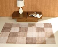 moderne qualité carrées Design sculpté à la main doux Tapis en tailles variées