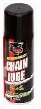 3 x   MOTORCYCLE CYCLE CHAIN LUBE LUBRICATE OIL SPRAY MOTORBIKE  BICYCLE 200ML