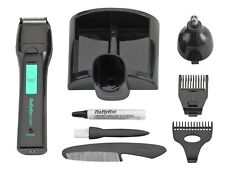 Babyliss 6 in 1 Cordless Grooming Kit Face Body Nose Ear 7052RU 7052EU FAST SHIP
