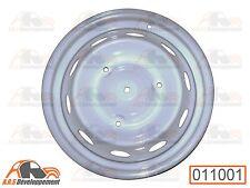 JANTE AZUR NEUVE (RIM) pour pneu 125/135x15 de Citroen 2CV MEHARI DYANE -11001-