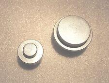 Set (2) Proto Tools Freeze / Frost Plug Installer Discs 2314-1, 2314-5 No Handle