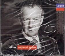 Britten: Owen Wingrave / Britten, Pears, Luxon, Baker - CD