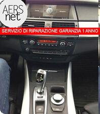 RIPARAZIONE NAVIGATORI BMW BUSINESS SERIE E60 E90 TOTALMENTE SPENTO