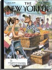 New Yorker - 2011, May 30 - Acai Fruit, Cory Arcangel, Fred Wilpon & The Mets