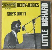 Little Richard She's Got It/Heeby-Jeebies Artone Rare 45 Single RX 24.149