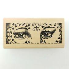 Judikins 2501G Bendi Mehndi Women Flower Henna Art Indian Hindu Rubber Stamp