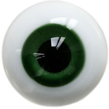 [wamami] Y45# 16mm Ojos Verdes para muñeca de BJD Dollfie Traje De Ojos De Vidrio