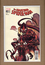 AMAZING SPIDER-MAN 799   2ND PRINT VARIANT  RED GOBLIN  MARVEL COMICS  NM