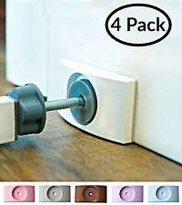Wall Nanny - Baby Gate Wall Protector (4 Pack - Made in USA) Protect Walls & ...