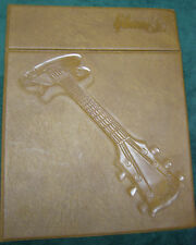 Gibson Oversize Guitar and Stringed Instrument Counter Catalog 1975