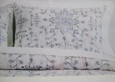 Samantha Pynn Duvet Cover Set: 1 King Duvet Cover, 2 King Shams 100% Cotton