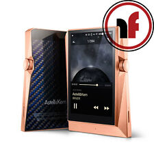 New Astell & Kern AK380 Copper Flagship Digital Music player, DSD 256 GB Memory