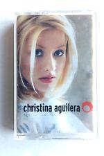 CHRISTINA AGUILERA - S/T Cassette 07863676904 - GENIE IN A BOTTLE etc.