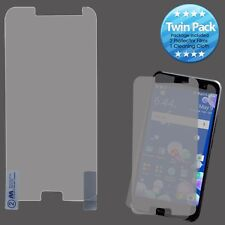 Sprint HTC U11 Clear 2X Twin Pack LCD Screen Protector with Micro Fiber Cloth
