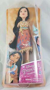 Disney Princess Pocahontas Royal Shimmer  Doll Hasbro  ages 3+   D2