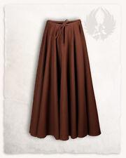 Ursula Rock Premium Baumwolle braun SLARP Mittelalter (2-AA0301 mitte R)