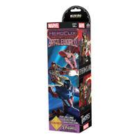 Marvel HeroClix: Secret Wars Battleworld Booster Pack HeroClix New / Sealed