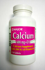 Calcium with Vitamin D Tablets, 600mg-200u, 150ct 309045856925DT
