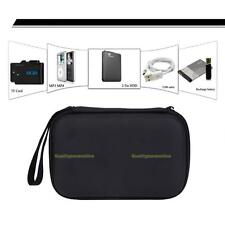 Hard EVA+PU Pouch Carrying Case Bag for 2.5 inch Portable External Hard Drive