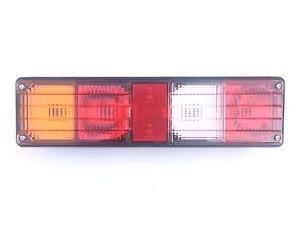 5 Funktionen Heckleuchte Rückleuchte 12V 24V Rücklicht Blinkleuchte links E9