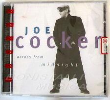JOE COCKER - ACROSS FROM MIDNIGHT - CD Sigillato