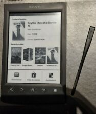 Sony Lettore PRS-T2 2GB 6 POLLICI/WIFI EBOOK READER TOUCH SCREEN