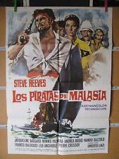 1471     LOS PIRATAS DE MALASIA STEVE REEVES EMILIO SALGARI