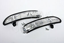 Genuine Wing Mirror Corner Lights Pair Fits Mercedes W216 W219 W211 W221  03-12