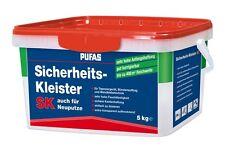 (12,60€/kg)Pufas Sicherheitskleister SK Tapetenkleister Rauhfaser 5kg