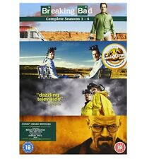BREAKING BAD DVD BOX SET SEASONS 1-4-FIRST/SECOND/THIRD/FOURTH SEASON-NEW/SEALED