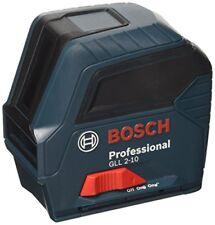 Láser de Líneas cruzadas Bosch GLL 2-10
