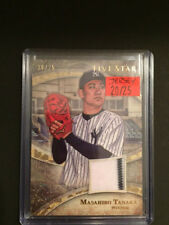 2014 Topps Five Star Legends Relics FSLRMT Masahiro Tanaka 20/25  NM/MT
