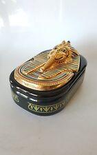 Ardleigh elliott Pharao Spieldose Spieluhr Buchenholz gefertigt Limited