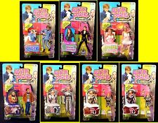 McFarlane Toys Austin Powers Series 2 Set of 7 Action Figures Vanessa Kensington