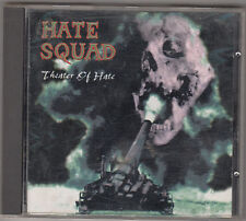 HATE SQUAD - theater of hate CD
