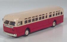 APM American Precision Models 1:87 1950 GM TD 4510 4511 Transit Bus Coach