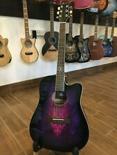 B-STOCK Lindo Swallow Electro Acoustic Guitar TINY imperfection