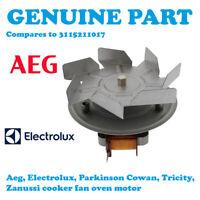 FAGOR FBI-900W FBI-900X FBU-720X Genuine Cooker Oven Fan Motor 3115211017