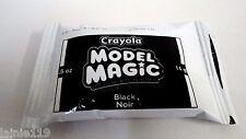 Crayola Model Magic Modeling Compound Material, 0.5 oz (14 g), BLACK, New