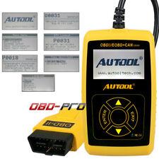 AUTOOL CS320 Auto CAN OBD2/EOBD Engine DCT Live Data Car Diagnostic Tool