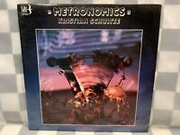 KRISTIAN SCHULTZE Metronomics LP Record Album Vinyl