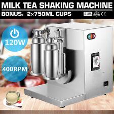 Bubble Boba Milk Tea Shaker Shaking Machine Mixer 400R/Min Control Shop Electric