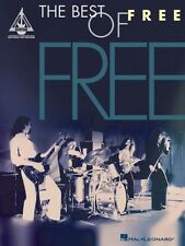 The Best of Free Sheet Music Guitar Tablature NEW 000694920