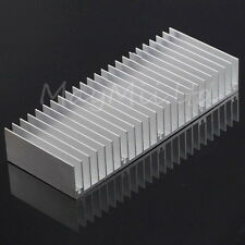 60x150x25mm High Quality Aluminum Heat Sink for LED and Power IC Transistor MG
