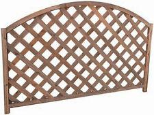 Pannello intrecciato in legno Trattato da esterno giardino
