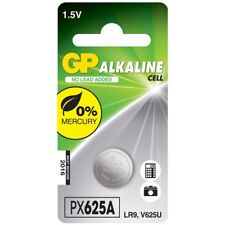 GP Batteries PX625A-C1 1.5V Alkaline Coin Cells Carded 1