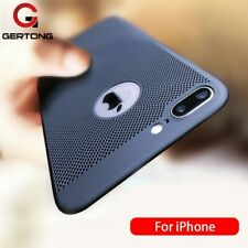 Ultra Slim Phone Case For iPhone 6 6s 7 8 Plus Hollow Heat Dissipation Case