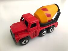 Matchbox Superfast #19 Cement Truck