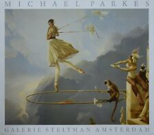 galerie Steltman # MICHAEL PARKES, Tuesday's Child # 1988, galerie edition, AA